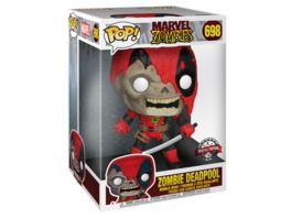 Funko POP Marvel Zombies Zombie Deadpool Special Edition Bobble Head Figur