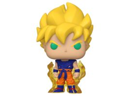 Funko POP Dragon Ball Z Super Saiyan Goku First Appearance Glow in the Dark Special Edition Figur aus Vinyl