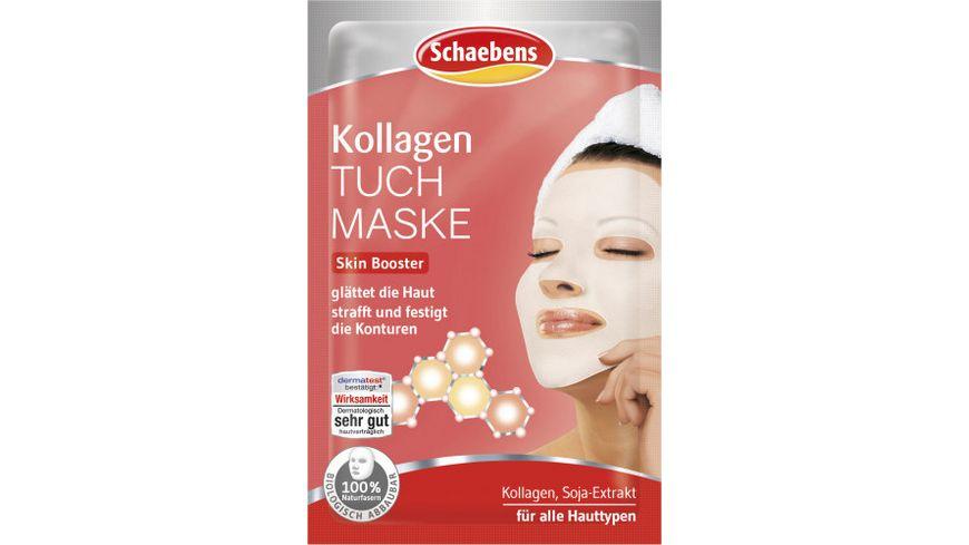 Schaebens Kollagen Tuch Maske, 1 Stück