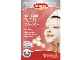 Schaebens Kollagen Tuch Maske 1 Stueck