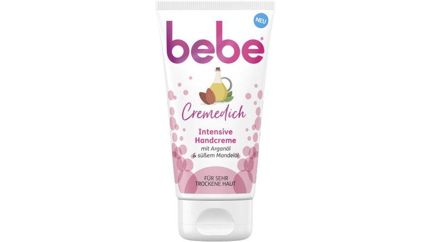 bebe Intensive Handcreme fuer sehr trockene Haut