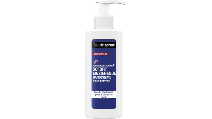 Neutrogena® Sofort einziehende Handcreme