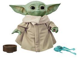 Hasbro Star Wars The Child sprechende Pluesch Figur