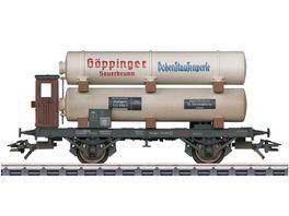 Maerklin 45086 Gas Kesselwagen