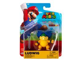 Super Mario Ludwig von Koopa Figur