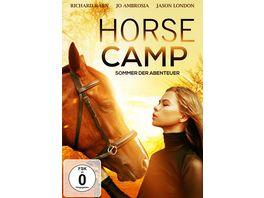 Horse Camp Sommer der Abenteuer