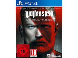Wolfenstein Alternativwelt Kollektion