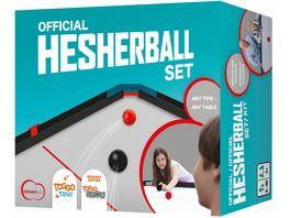 HesherBall Set Das fingerfertige Ballspiel fuer ueberall