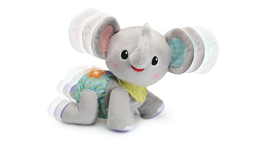VTech Baby Krabbel mit mir Elefant
