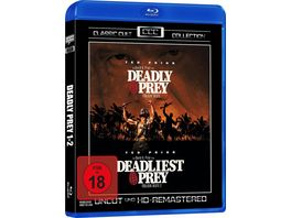 Deadly Prey 1 2 Classic Cult Collection Uncut HD Remastered