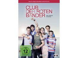 Club der roten Baender Staffel 3 3 DVDs