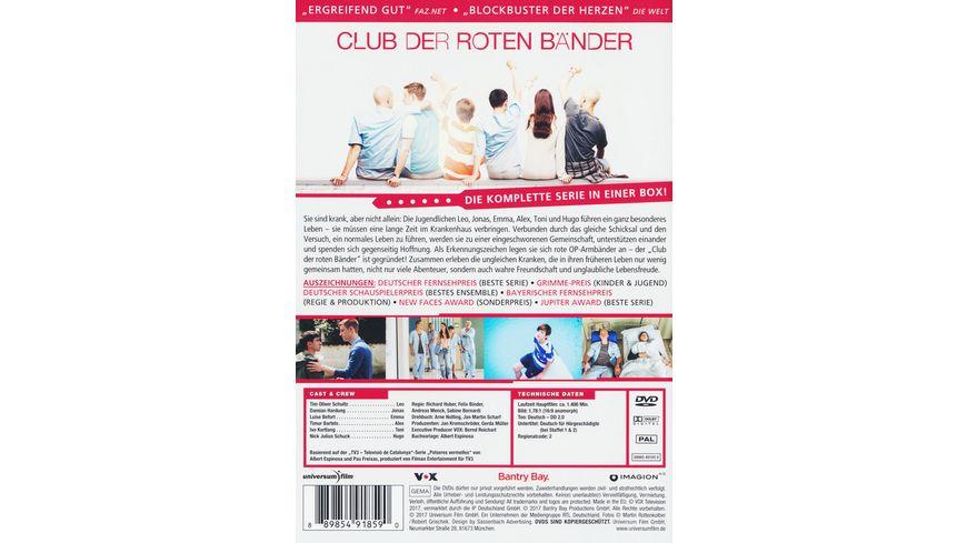 Club der roten Baender Komplettbox 9 DVDs