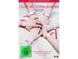 Club der roten Baender Komplettbox 9 DVDs