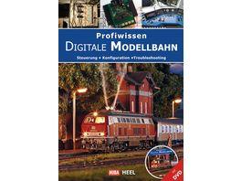 Profiwissen Digitale Modellbahn Steuerung Konfiguration Troubleshooting