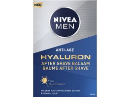 NIVEA MEN Anti Age Hyaluron After Shave Balsam