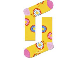 Happy Socks Unisex Socken Jumbo Donut