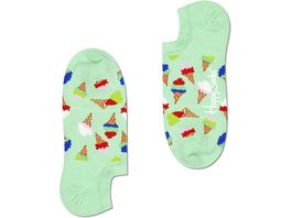 Happy Socks Unisex Sneaker Socken Ice Cream No Show