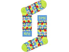 Happy Socks Unisex Socken Clown