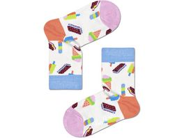 Happy Socks Kinder Socken Kids Ice Cream