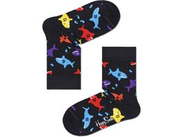 Happy Socks Kinder Socken Kids Shark