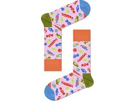 Happy Socks Unisex Socken Candy
