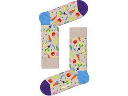 Happy Socks Unisex Socken Veggie