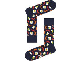 Happy Socks Unisex Socken Beer And Sausage