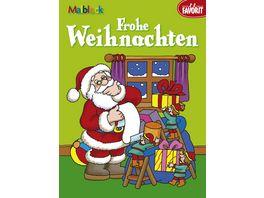 Frohe Weihnachten 24 ganzseitige Vorlagen mit Motiven rund um das Weihnachtsfest