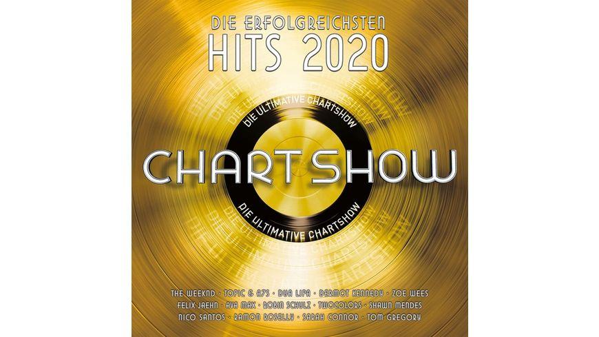 Die Ultimative Chartshow Hits 2020