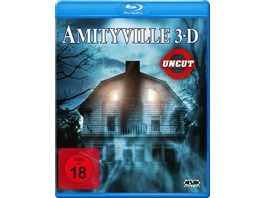 Amityville 3 Uncut 2D 3D anaglyphe 3D Version