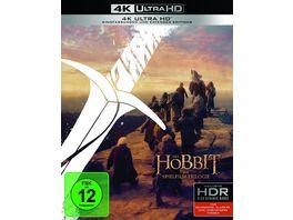 Der Hobbit Die Spielfilm Trilogie Extended Edition