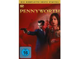 Pennyworth Staffel 1 3 DVDs