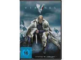 Vikings Season 6 1 3 DVDs