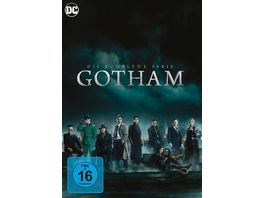 Gotham Die komplette Serie 26 DVDs