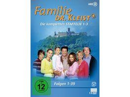 Familie Dr Kleist Die kompletten Staffeln 1 3 Folgen 1 39 12 DVDs Fernsehjuwelen