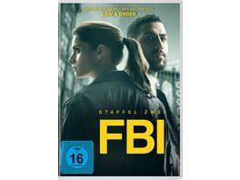 FBI Staffel 2 5 DVDs