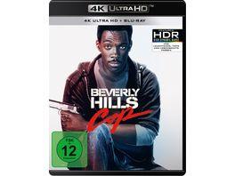 Beverly Hills Cop 1 4K Ultra HD Blu ray 2D
