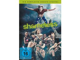 Shameless Staffel 10 3 DVDs