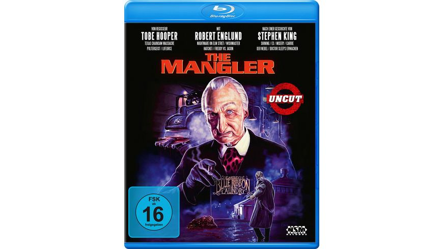 The Mangler Uncut