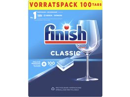 Finish Classic Spuelmaschinentabs Vorratspack