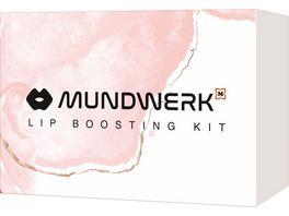 Mundwerk Lip Boosting Kit