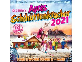 DJ Gerry s Apres Schihuettenkracher 2021