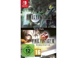 Final Fantasy VII Final Fantasy VIII Remastere