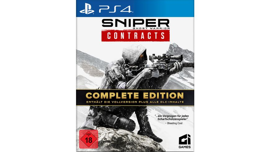 Sniper: Ghost Warrior Contracts (Complete Editio