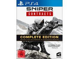 Sniper Ghost Warrior Contracts Complete Editio