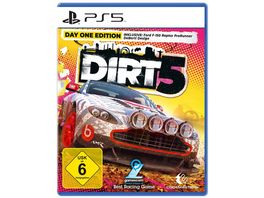 Dirt 5 Day One Edition