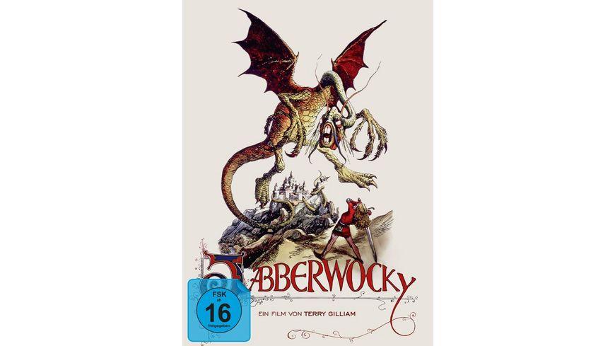 Monty Python s Jabberwocky 2 Disc Limited Collector s Edition im Mediabook DVD