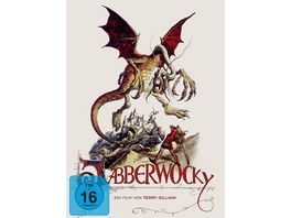 Monty Python s Jabberwocky 2 Disc Limited Collector s Edition im Mediabook DVD