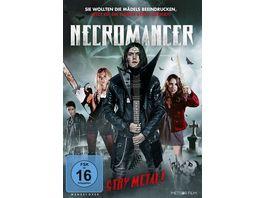 Necromancer Stay Metal