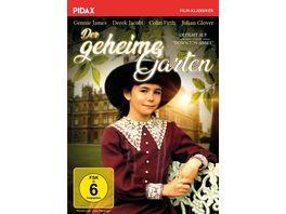 Der geheime Garten Hochwertige Verfilmung des Erfolgsromans von Frances Hodgson Burnet Pidax Film Klassiker